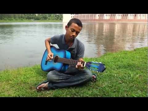 Hadir dan Hilang. Original by Syahriz Danial