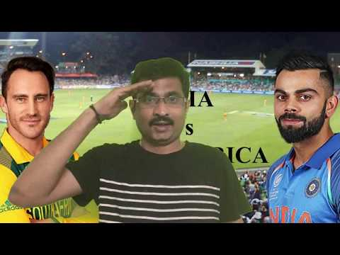 India vs South Africa Second T20 review - Tamil