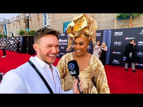 Dean McCarthy Interviews Patrick Starrr at the Billboard Music Awards 2019 thumbnail