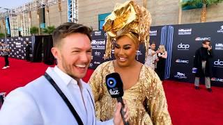 Dean McCarthy Interviews Patrick Starrr at the Billboard Music Awards 2019