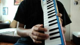 Reggae en Melódica - Jah light - Augustus Pablo (melodica cover).