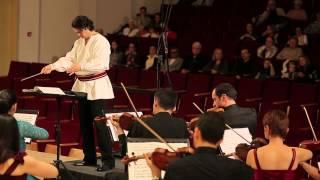 George Enescu - Preludiu la unison - Kamerata Kronstadt & Cristian Orosanu