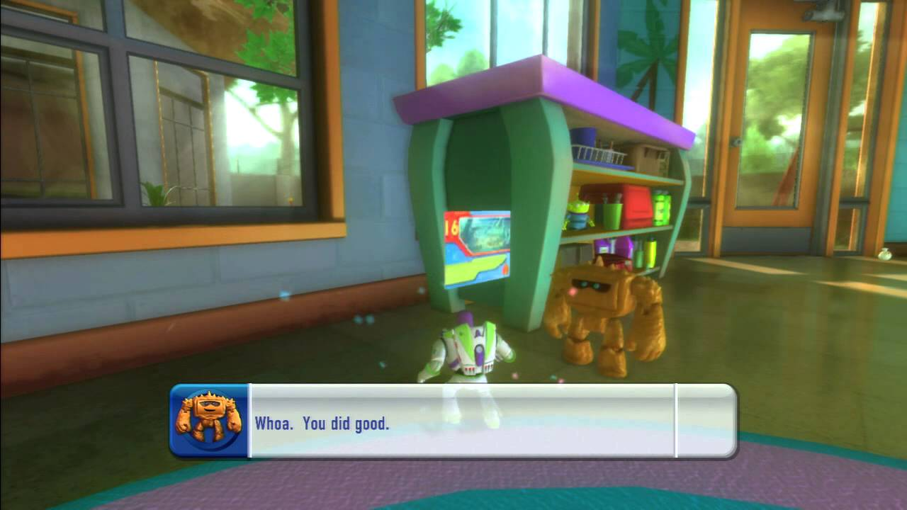 Toy Story 3 Sunnyside Daycare : Toy story walkthrough part sunnyside daycare youtube