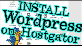 Install WordPress On Hostgator Hosting – Under 5 Minutes