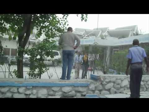 Haiti disaster: UN headquarters collapse