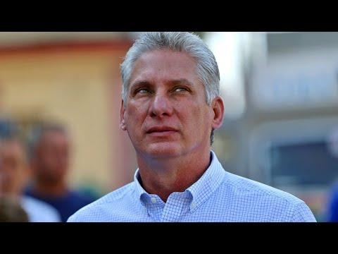 Miguel Dìaz-Canel, the face of post-Castro Cuba