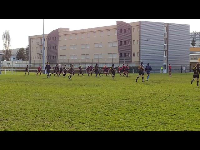 US Dole -14 contre RC Vesoul
