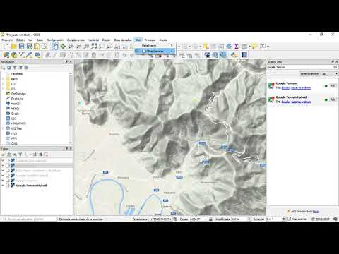 Overview of QuickMapServices Plugin for Basemaps in QGIS3 - Tutorial