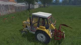 Farming Simulator 15 S13E10 Multiplayer - Szalony Kierowca | Sianokosy