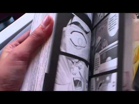 Manga Review #1 Elfen Lied Box 1