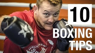10 Essential Boxing Tips in 2-Minutes