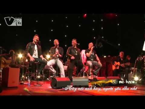 [VWFC SubTeam] Westlife - What Makes A Man (Acoustic).mkv