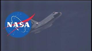 NASA: Space Shuttle Landing STS-129 HD