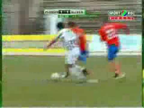 Fotbal spectacol in Bulgaria cu Radu Banciu si Andy Stanescu