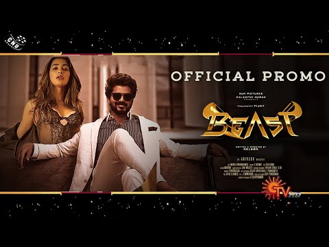 Beast Promo Video – Vijay Third Look Poster - Pooja Hegde Birthday Special Beast Update – Aniruth