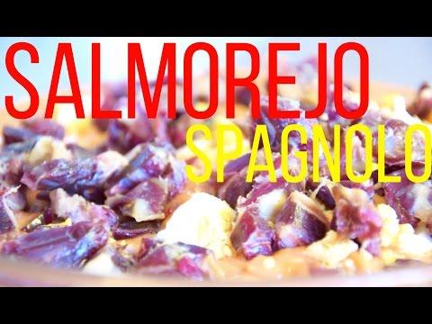 Salmorejo ricette spagnole yosoypepe youtube for Ricette spagnole