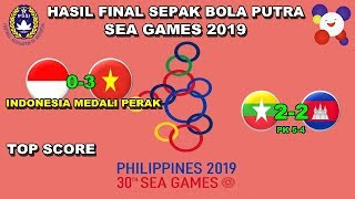 HASIL FINAL SEPAK BOLA SEA GAMES 2019 | Hasil Sepak Bola Sea Games 2019 Indonesia VS Vietnam