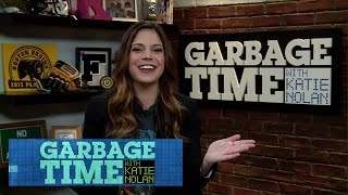 Garbage Time with Katie Nolan: March 15, 2015 Full Premiere Episode