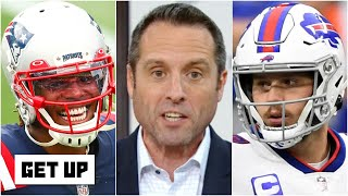 Which team will win the AFC East? Get Up debates