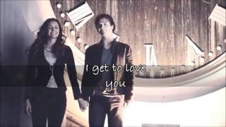 Delena I Get To Love You