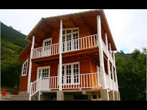 Como hacer una casa prefabricada de 2 pisos youtube - Construir casa prefabricada ...