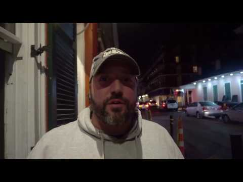 Wander Bourbon Street at 3 a.m. discussing the new public safety plan