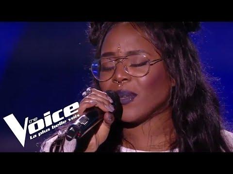 DJ Khaled ft. Rihanna - Wild Thoughts | Karolyn | The Voice France 2018 | Blind Audition