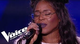 DJ Khaled ft. Rihanna - Wild Thoughts | Karolyn | The Voice France 2018 | Blind Audition