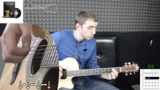 Nirvana   Rape me Видео урок Как играть на гитаре  Разбор песни Rape me