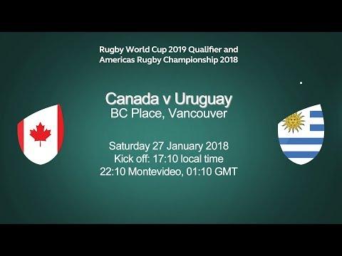 Rugby World Cup 2019 Qualifying - Canada v Uruguay