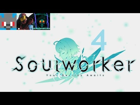 Soul Worker With Metal & Beaked Playthrough! EP 4!