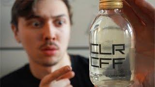 Je teste le café transparent