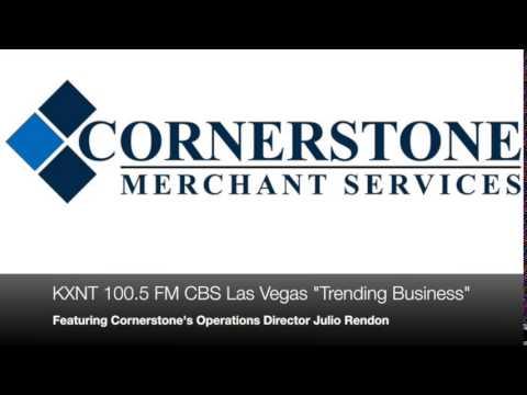 """KXNT 100.5 FM CBS Las Vegas """"Trending Business"""""""