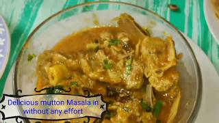 Mutton masala recipe @samee cooking recipes