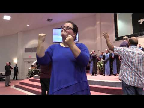"""Revival of 2nd Goat"" by Rev. Jimmy Toney interpreted in sign language"