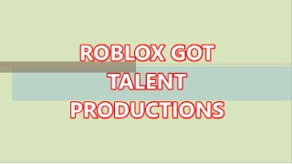 Roblox Got Talent   Moo dances!
