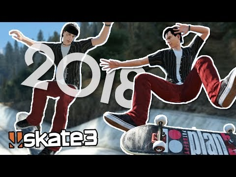 BEST SKATE 3 CHALLENGES 2018