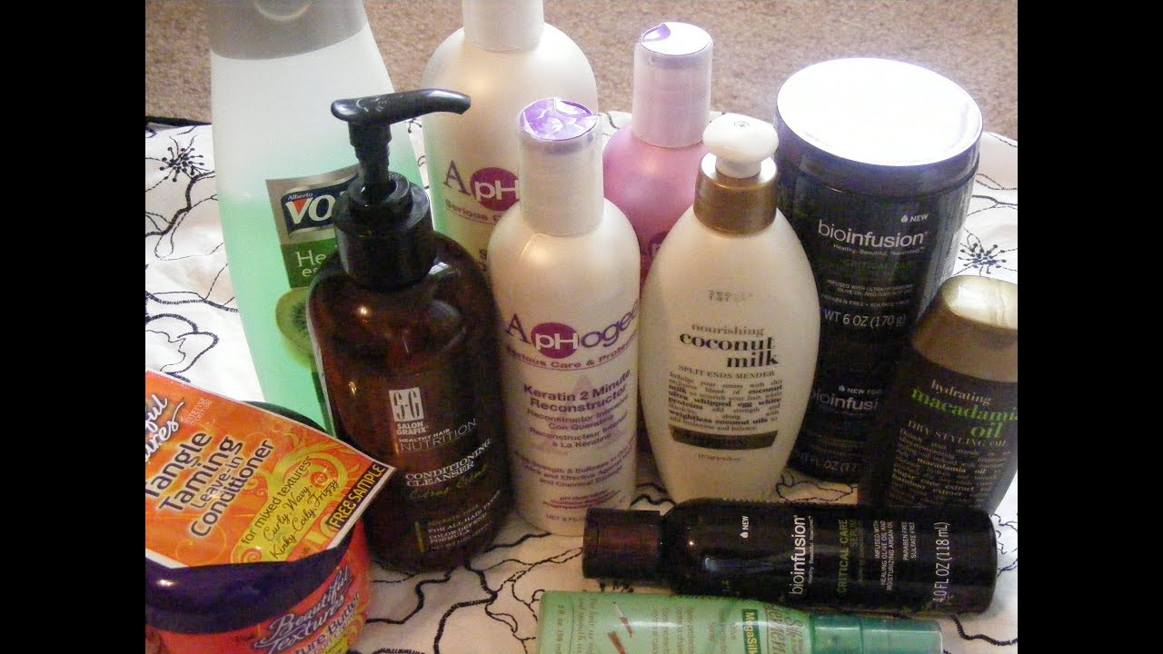How To Make All Natural Shampoo For Black Hair