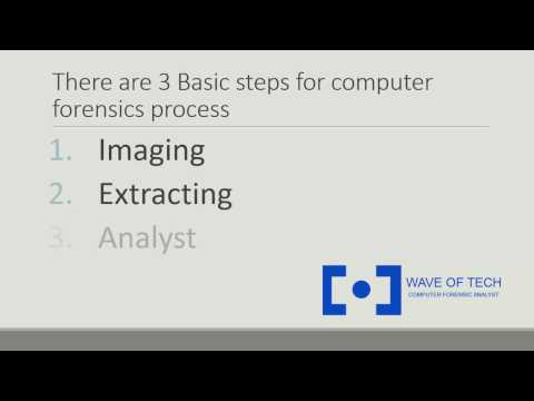computer forensic analyst introduction