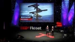 Basit kararlar fark yaratır: milyon dolarlık yolculuğun hikayesi: Veysel Berk at TEDxReset 2013