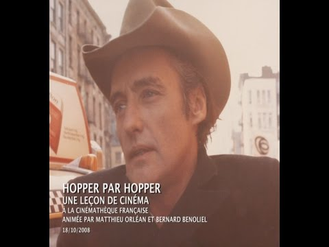 Dennis Hopper interview on Lee Strasberg - Sense Memory in Practice