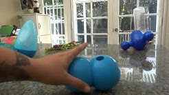 8 Treat-Dispensing Dog Toys Reviewed