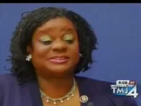 WTMJ (NBC) Talks to Congresswoman Moore about Fixing the Hoan Bridge