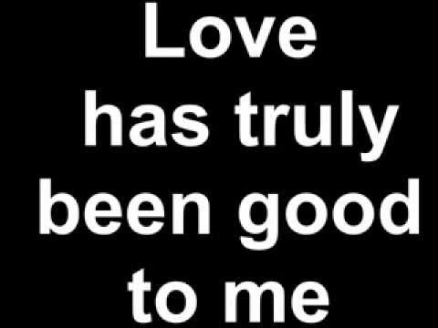Luther Vandross - So Amazing:歌詞+中文翻譯