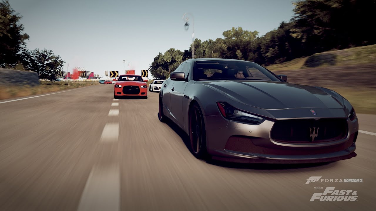 [XONE] Acquire the Maserati Ghibli 1/2 - Forza Horizon 2
