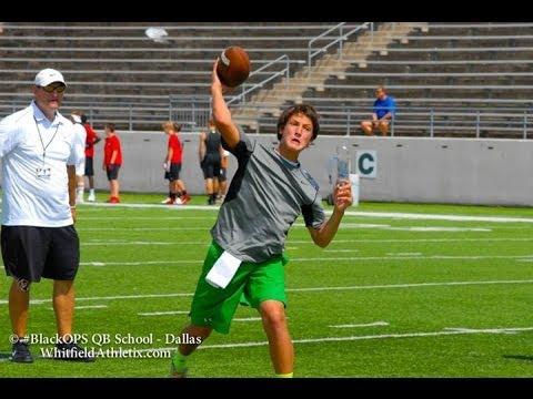 Quarterbacks Junior Allan Walters J...