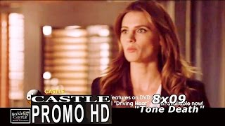 "Castle 8x09  Promo  - Castle Season 8 Episode 9 Promo ""Tone Death"" (HD)"