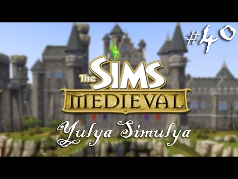 The Sims Medieval. Прохождение # 62 В предверии чумы
