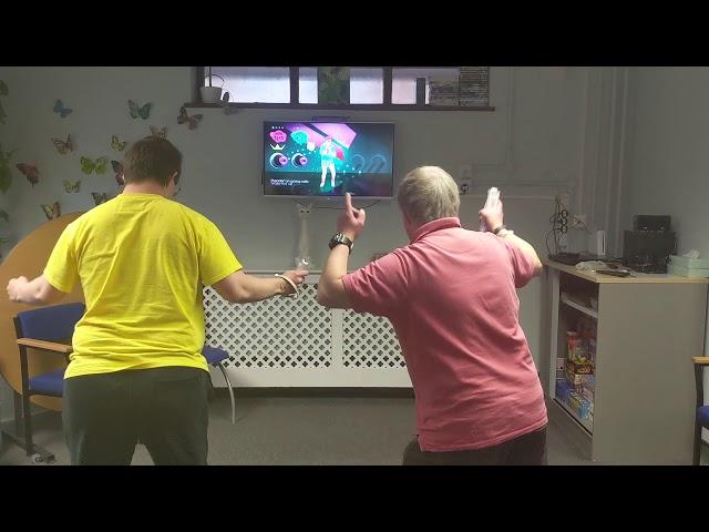 Surrey Choices Social Club Dance Off