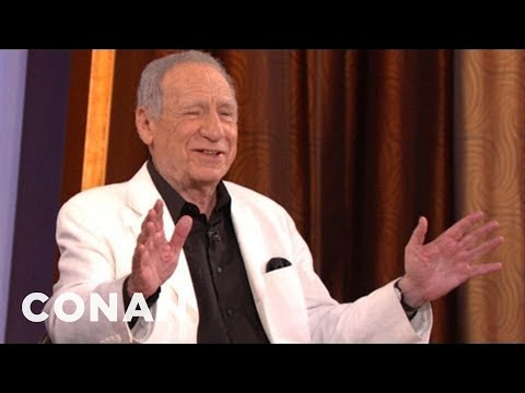 Mel Brooks Details The Secrets Of